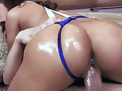 Vanessa Cage knows how to ride