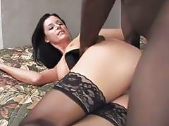 MDDS India Summer Interracial Creampie filled with Black Cum