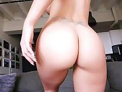 Tight booty and big boobs gorgeous hot blonde Jessa Rhodes